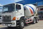 China Zoomlion CIFA Hino700 Concrete Mixer Truck Euro 5 Emission Standard Type factory