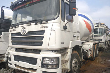 336HP Zoomlion Concrete Mixer Truck / Concrete Mixer Lorry S.N.H180213