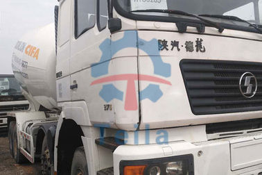 8*4 Concrete Mixer Truck Zoomlion CIFA F2000 ZLJ5311GJB H180205 Model