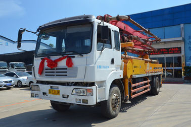 SY5190THB25 Concrete Pump Truck 10000*2500*3860mm For Construction Site